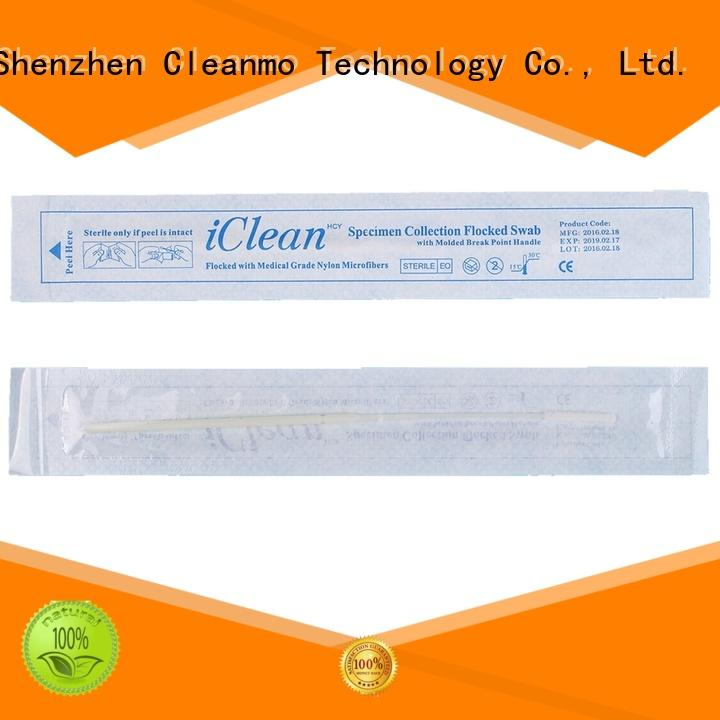 Cleanmo convenient sampling swabs wholesale for rapid antigen testing