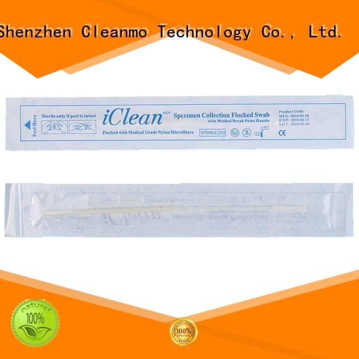 Cleanmo convenient sampling swabs wholesale for rapid antigen testing