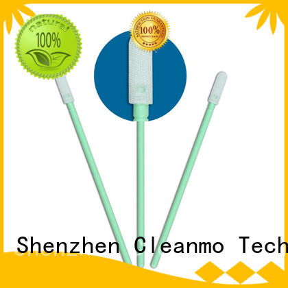 Cleanmo ESD-safe camera sensor cleaning swabs factory price for excess materials cleaning