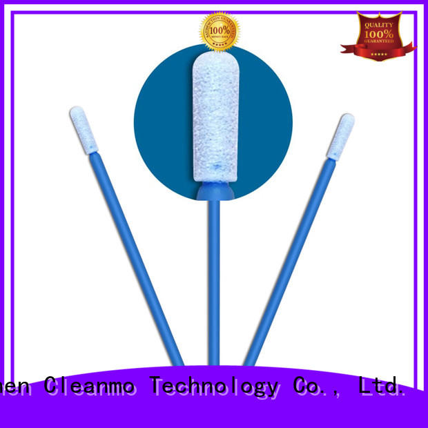 affordable cotton cleaning swabs precision tip head supplier for excess materials cleaning