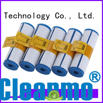 Cleanmo sponge printer cleaner supplier for the cleaning rollers