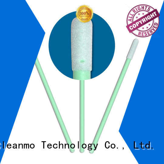 substitute cleanroom medical mouth swabs Cleanmo Brand