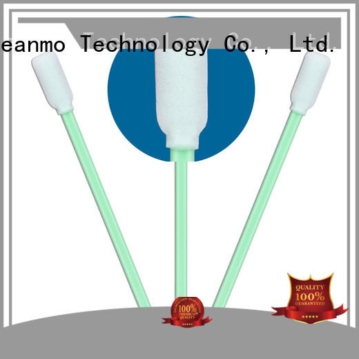 cost-effective large swabs precision tip head manufacturer for Micro-mechanical cleaning