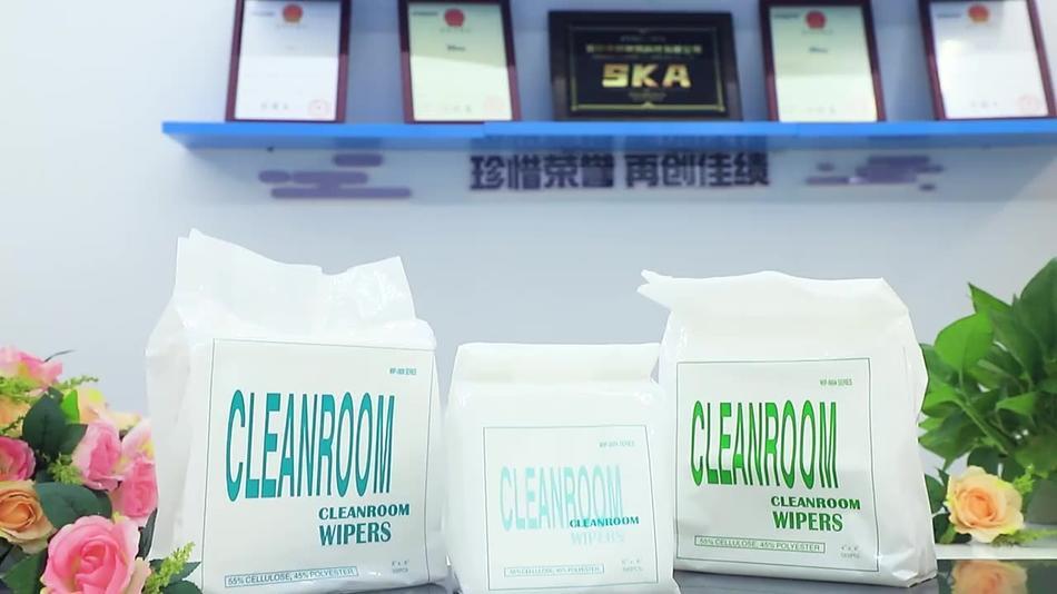 600-Cleanroom Wipes