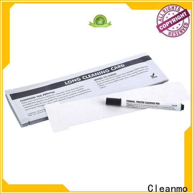 Cleanmo strong adhesivess inkjet printhead cleaner wholesale for prima printers