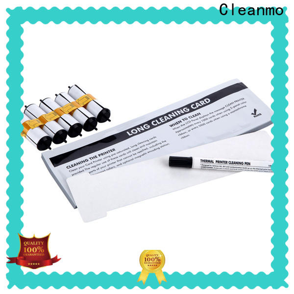 Cleanmo safe material thermal printer cleaning pen supplier for the cleaning rollers