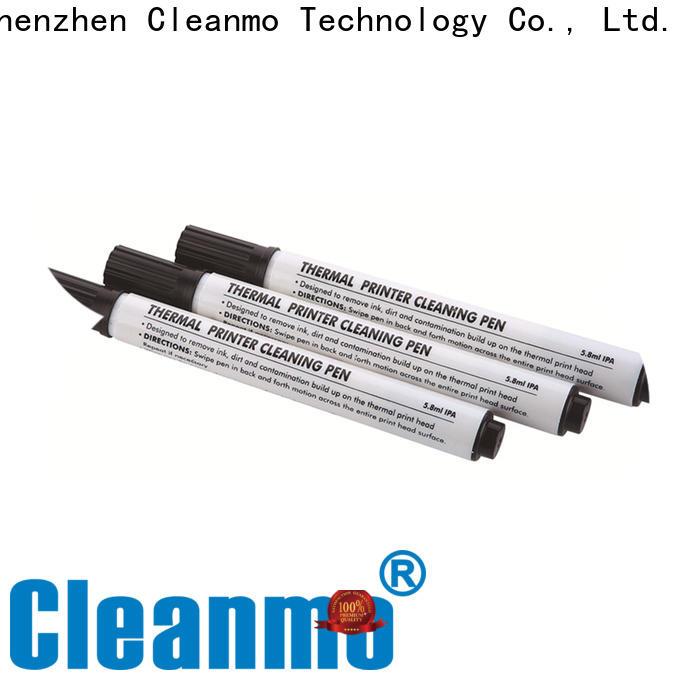 Cleanmo high quality clean printer head manufacturer for ID card printers
