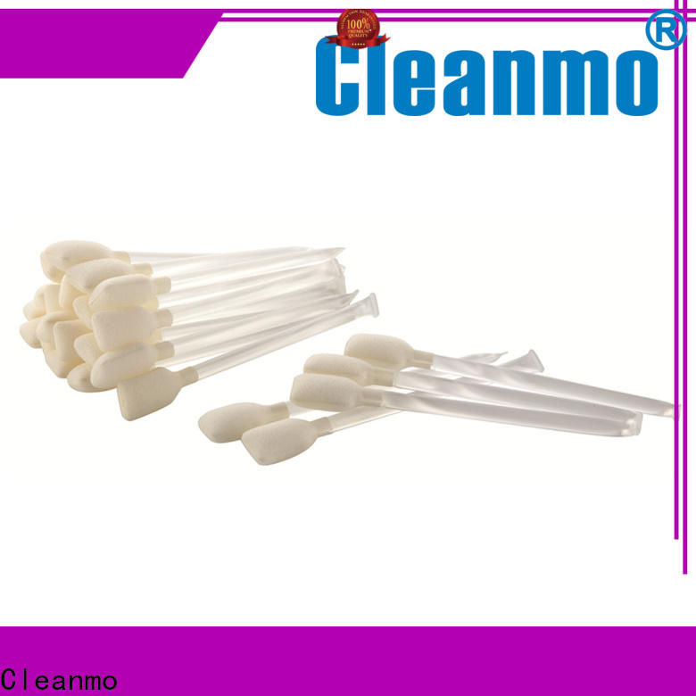 Cleanmo high quality laser printer cleaning kit wholesale for Evolis printer