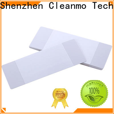 Cleanmo Aluminum Foil laser printer cleaning kit wholesale for Cleaning Printhead