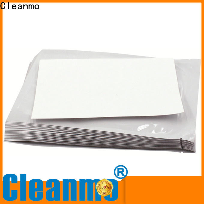Cleanmo high quality Evolis Cleaning Pens manufacturer for ID card printers