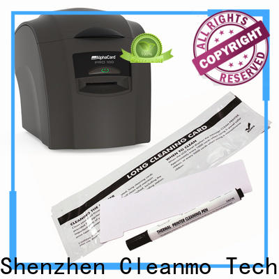 good quality AlphaCard Printer Cleaning Kits Non Woven wholesale for AlphaCard PRO 100 Printer