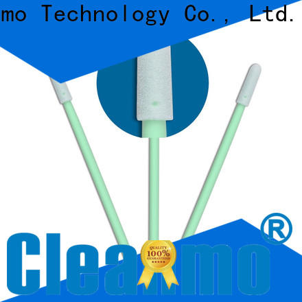 Cleanmo cost-effective sensor swab supplier for excess materials cleaning