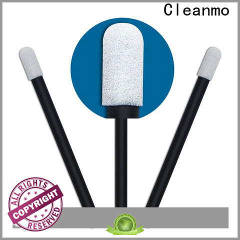cost-effective industrial foam swabs precision tip head supplier for Micro-mechanical cleaning