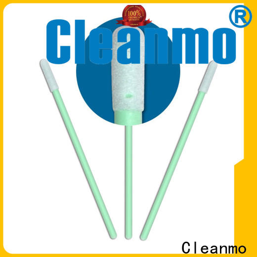 Cleanmo high quality large head cotton swabs wholesale for general purpose cleaning