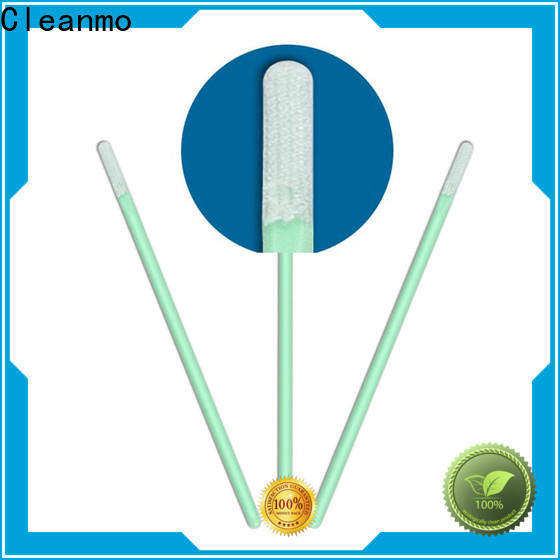 Cleanmo EDI water wash applicator swabs wholesale for general purpose cleaning