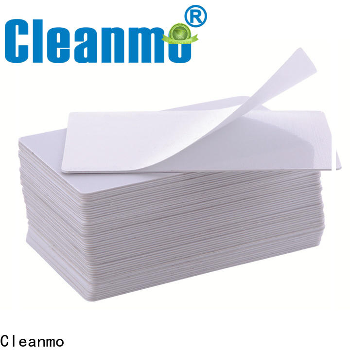 Cleanmo Electronic-grade IPA Snap Swab printer cleaning supplies wholesale for Cleaning Printhead