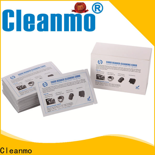 Cleanmo high quality clean printer head factory price for ID card printers