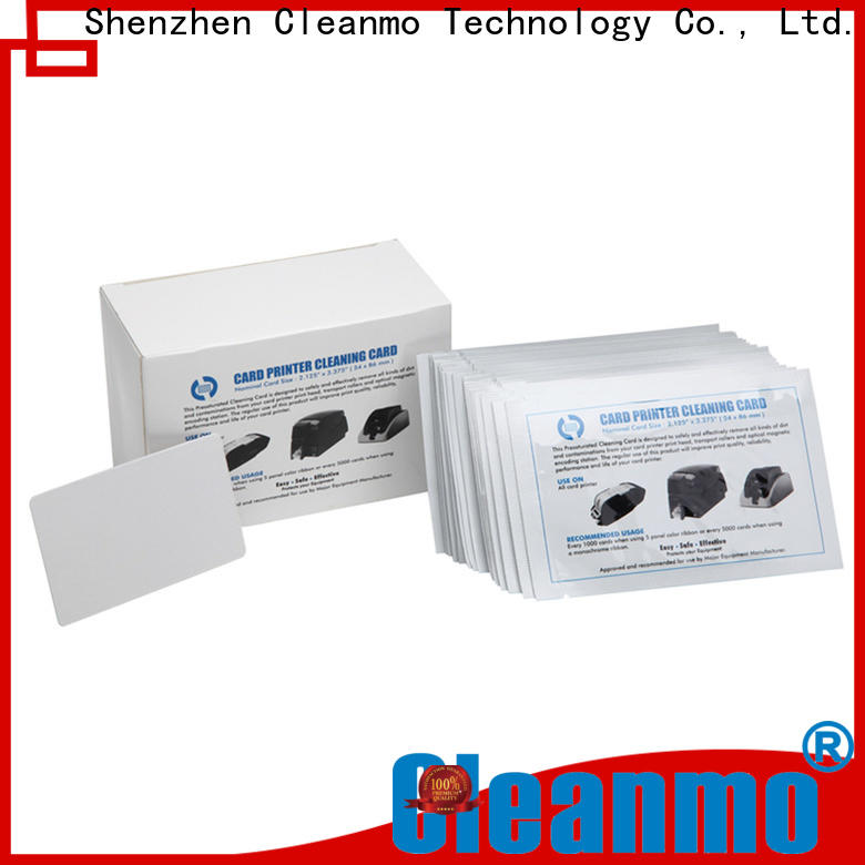 safe printhead cleaning pens Strong adhesive wholesale for Fargo card printers