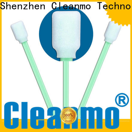 Cleanmo precision tip head alcohol swabs wholesale for Micro-mechanical cleaning