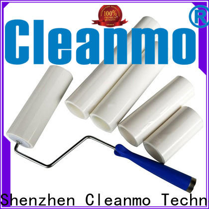 Cleanmo soft surface texture tacky roller wholesale for semiconductor
