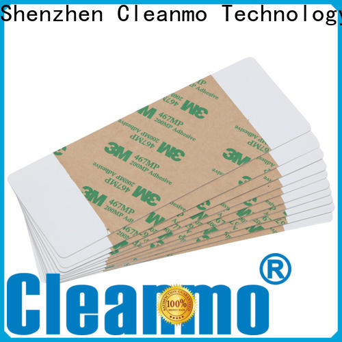 Cleanmo good quality printer cleaning solution wholesale for ImageCard Magna