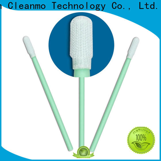 Cleanmo high quality swab cleaning supplier for optical sensors