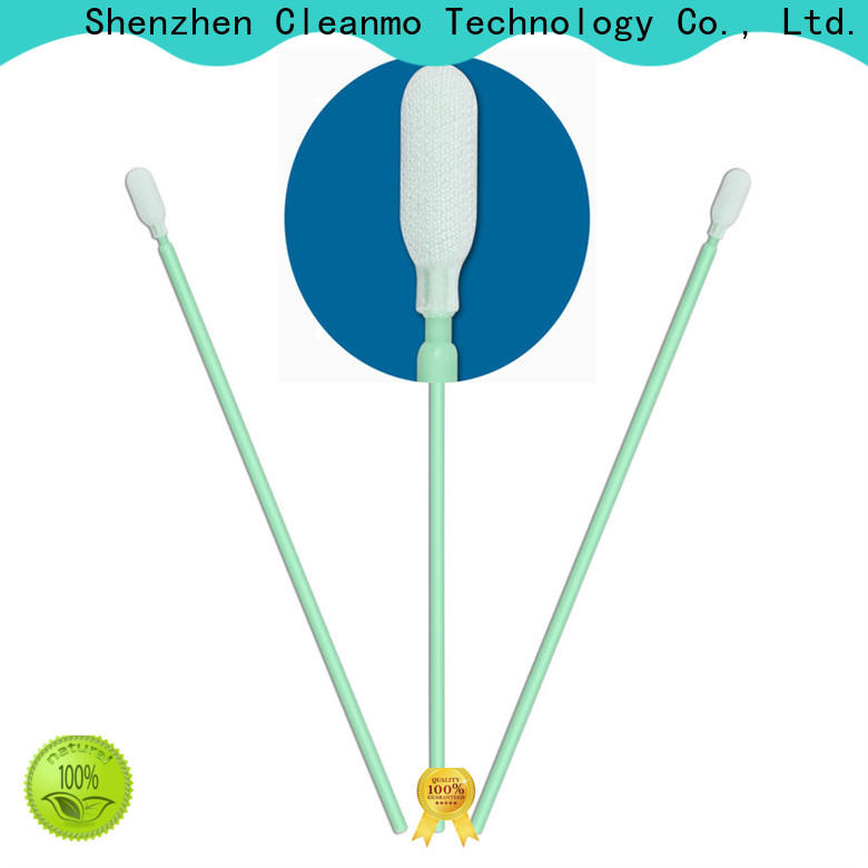 high quality dacron swabs flexible paddle wholesale for general purpose cleaning