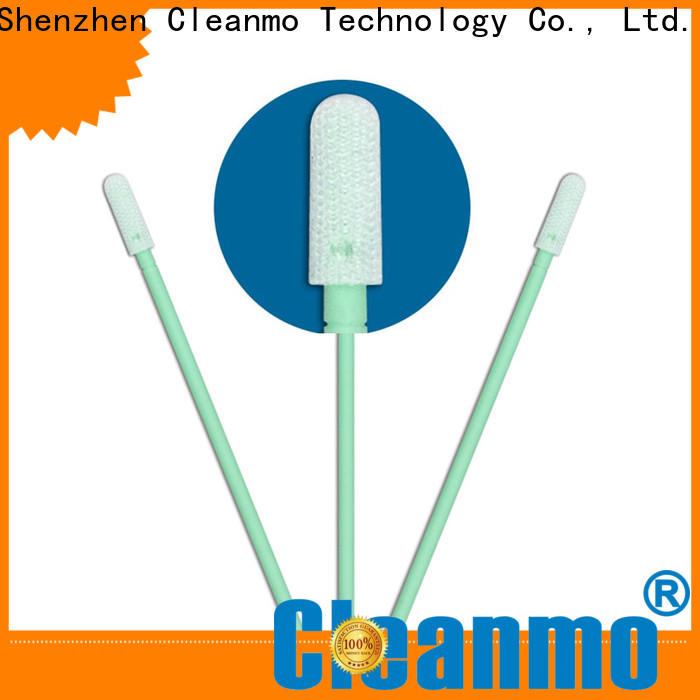 compatible polypropylene polyester swab excellent chemical resistance supplier for printers