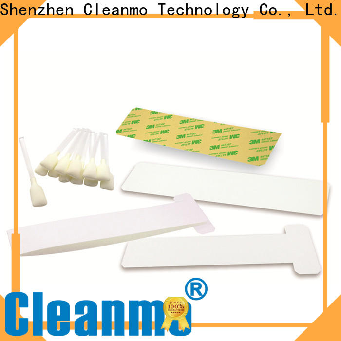 Cleanmo disposable zebra cleaners supplier for ID card printers