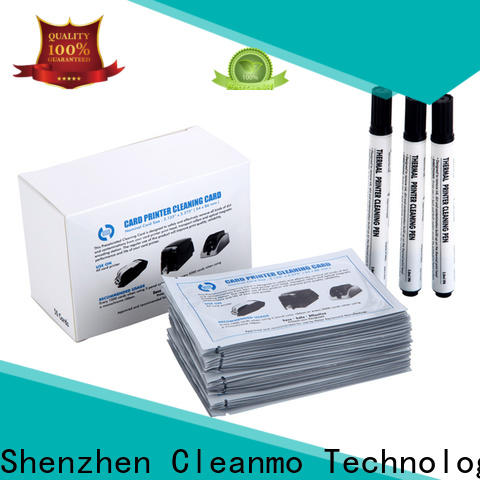 Cleanmo aluminium foil packing printer cleaner wholesale