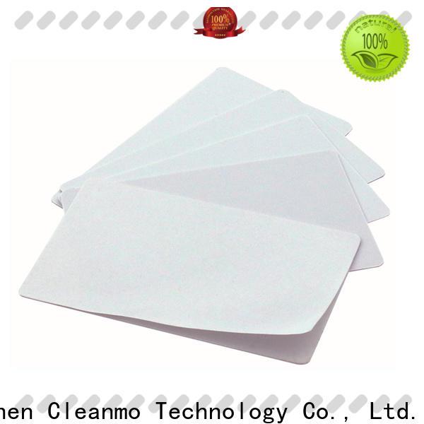 high quality laser printer cleaning kit Aluminum Foil supplier for Evolis printer