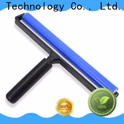 Cleanmo cost-effective washable lint roller wholesale for light guide plates