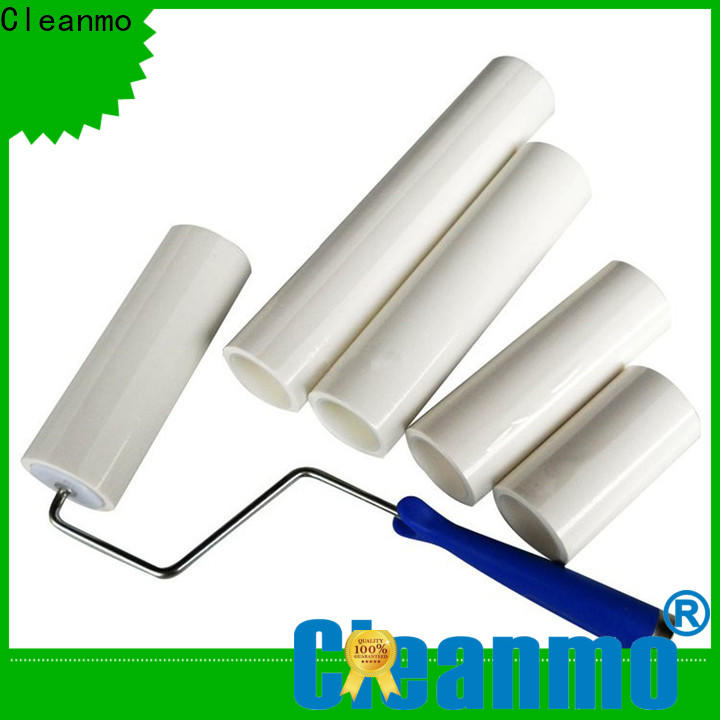 safe material sticky roller low density polyethylene film factory for cleaning