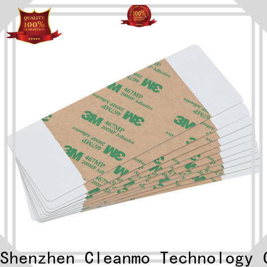 Cleanmo durable clean card factory for Magna Platinum