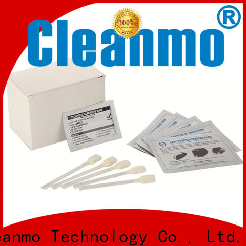 Cleanmo cost-effective clean printer head wholesale for ID card printers