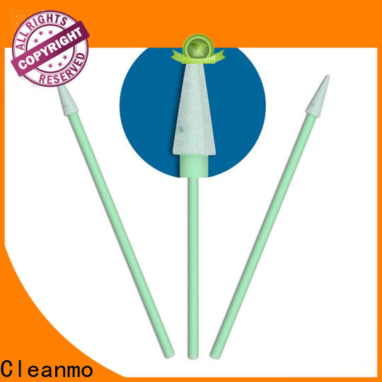 Cleanmo affordable long cleaning swabs supplier for Micro-mechanical cleaning