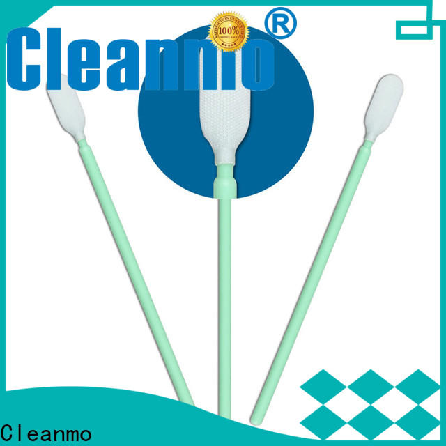cost-effective cleanroom q tips Polypropylene handle manufacturer for general purpose cleaning