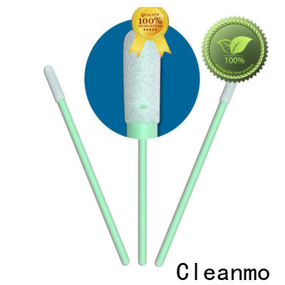 Cleanmo affordable up and up cotton swabs factory price for Micro-mechanical cleaning