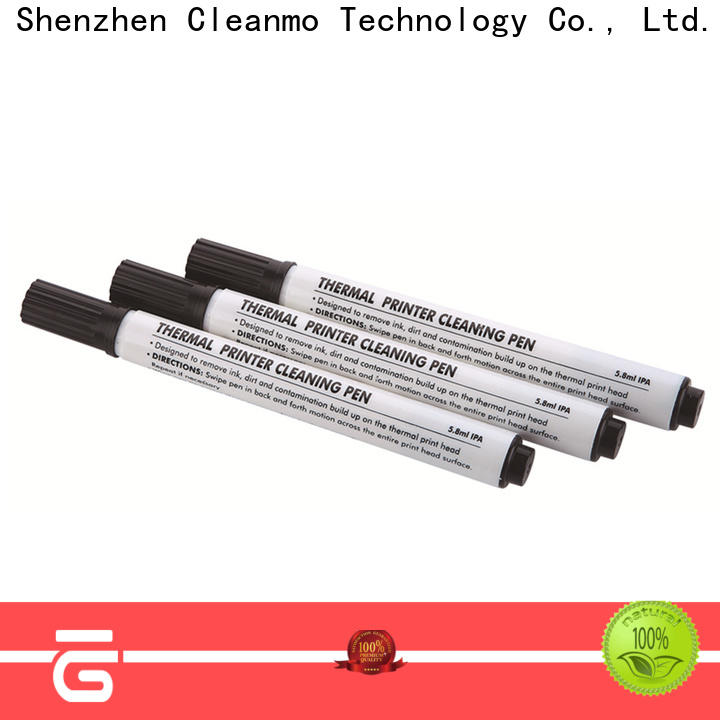 Cleanmo convenient laser printer cleaning kit supplier for Cleaning Printhead