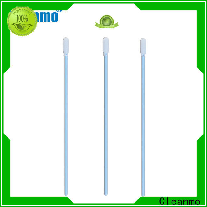 high quality micro cotton swabs ESD-safe Polypropylene handle wholesale for general purpose cleaning