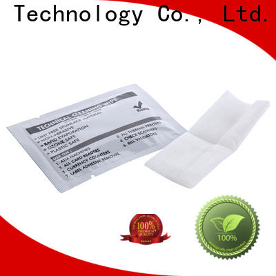 Cleanmo professional printer cleaning wipes supplier for Check Scanners