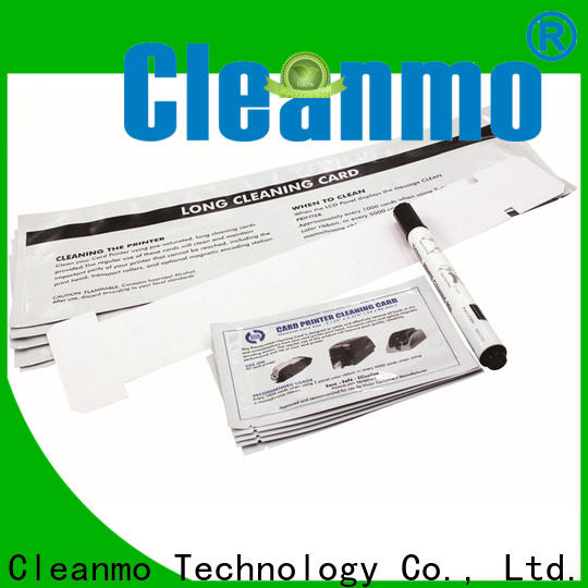 easy handling Javeling cleaning cards PVC manufacturer for Javelin J330i printers