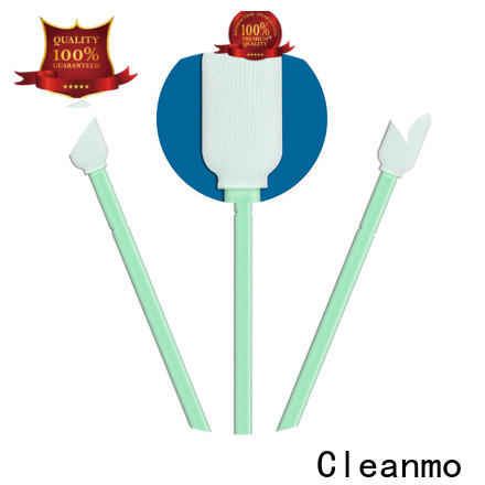Cleanmo compatible safety swabs wholesale for optical sensors