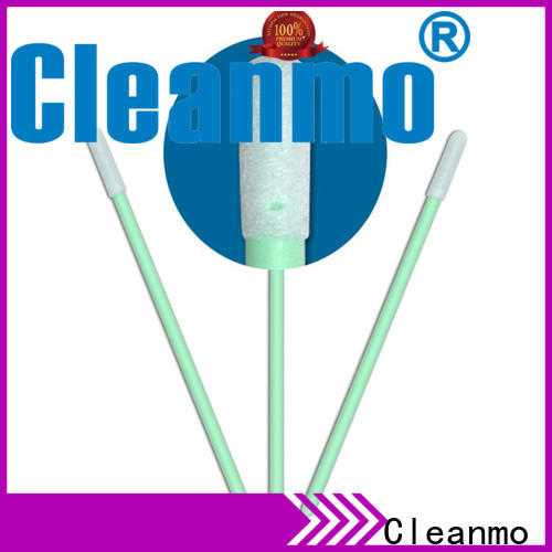 affordable black cotton swabs small ropund head manufacturer for excess materials cleaning
