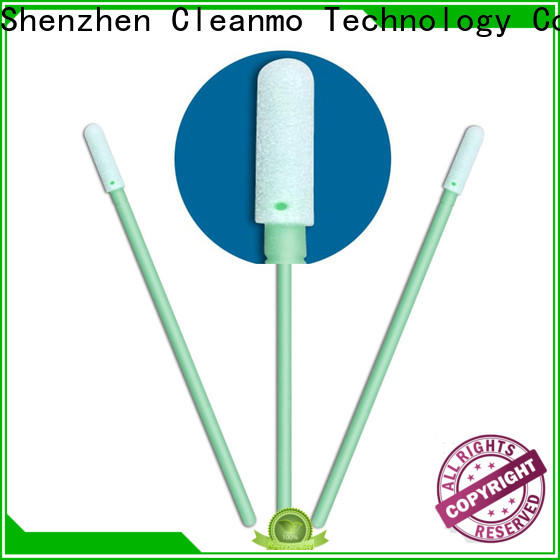 Cleanmo high quality wood stick cotton swabs manufacturer for general purpose cleaning