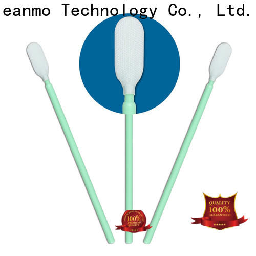 ESD-safe chemtronics swabs excellent chemical resistance wholesale for excess materials cleaning