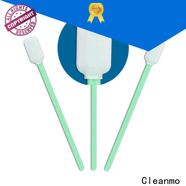 Cleanmo high quality applicator swabs manufacturer for general purpose cleaning