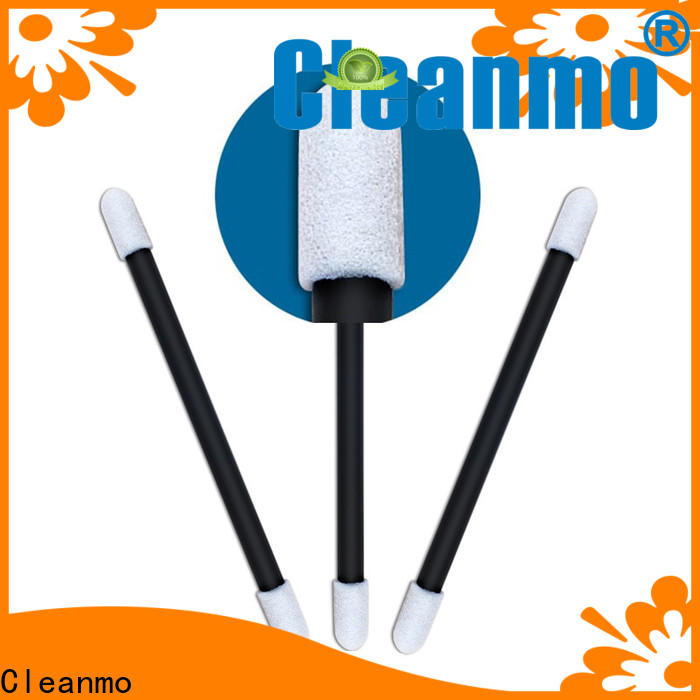 Cleanmo green handle earwax on earbuds factory price for general purpose cleaning