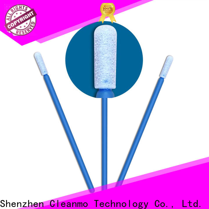 Cleanmo ESD-safe foam tips factory price for general purpose cleaning