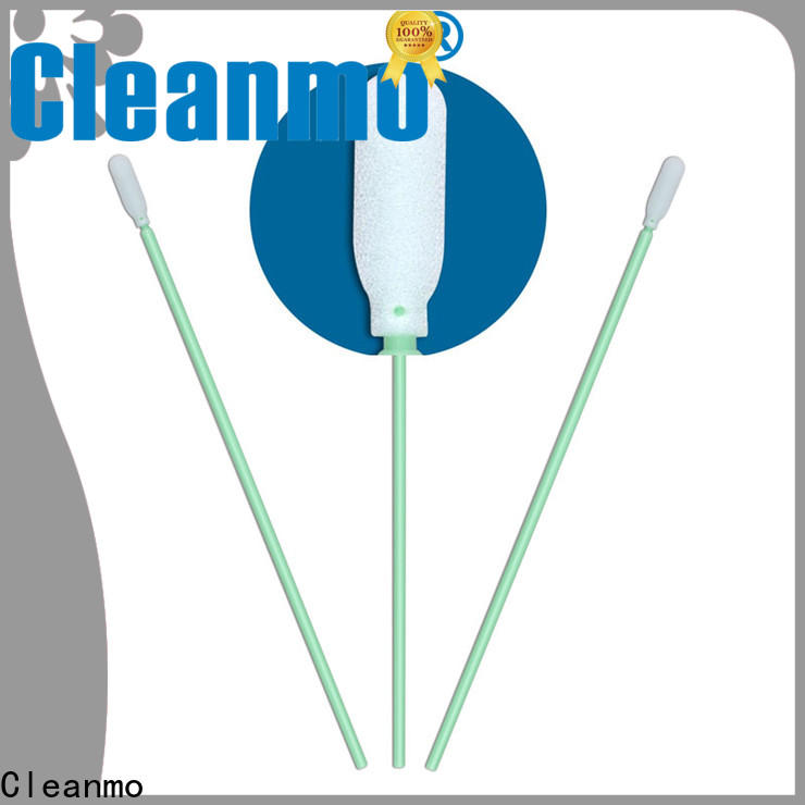 Cleanmo high quality oral swabs walmart manufacturer for Micro-mechanical cleaning